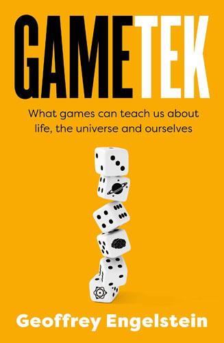 GameTek book cover