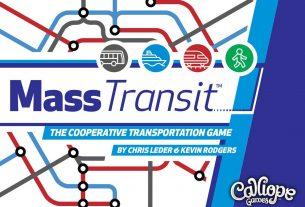 Mass Transit box cover