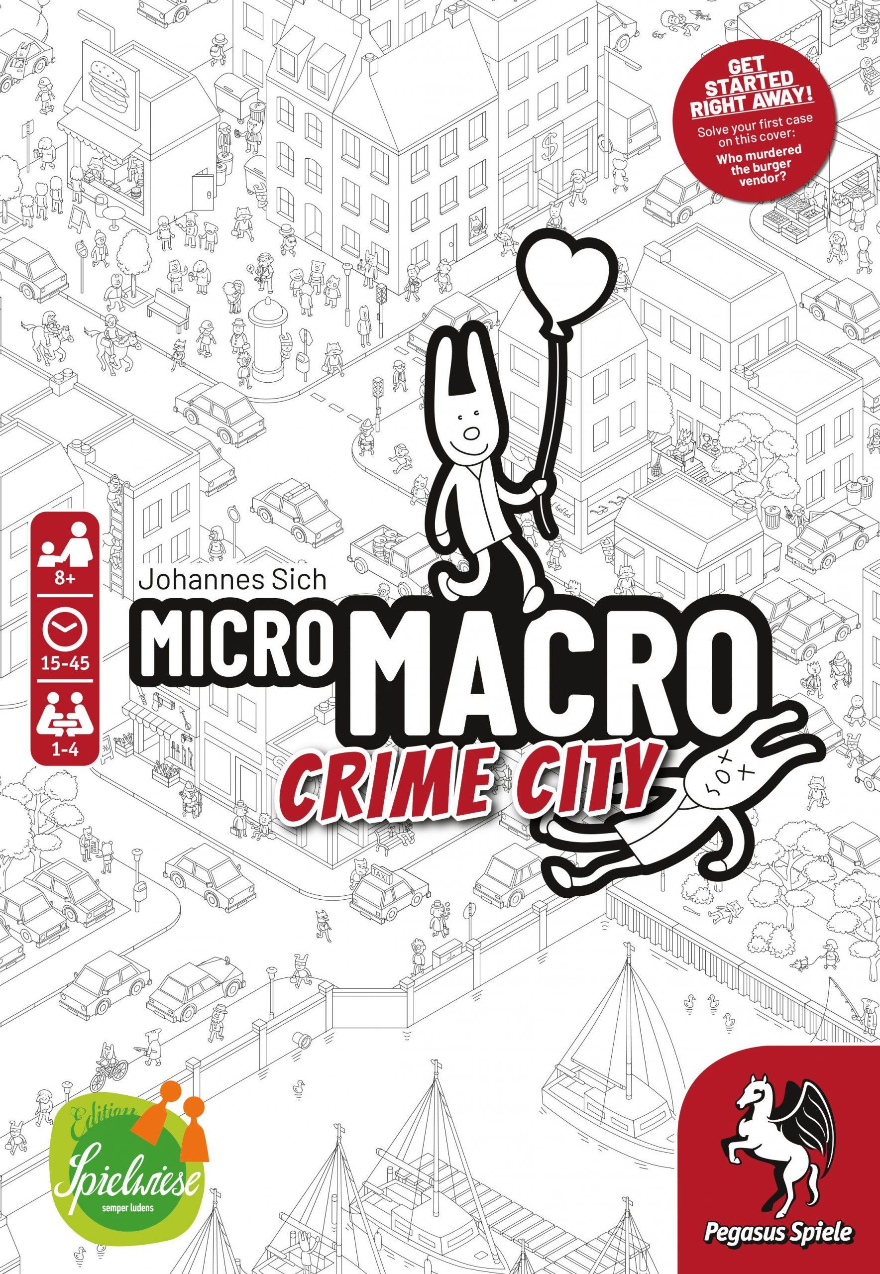 MicroMacro box cover