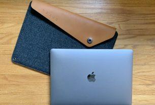 Mujjo MacBook Sleeve review