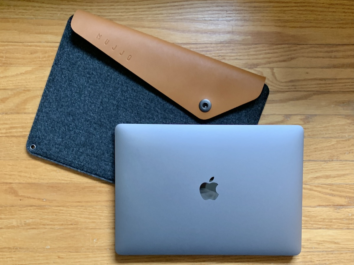 Mujjo MacBook Sleeve review
