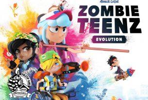 Zombie Teenz Evolution - cover