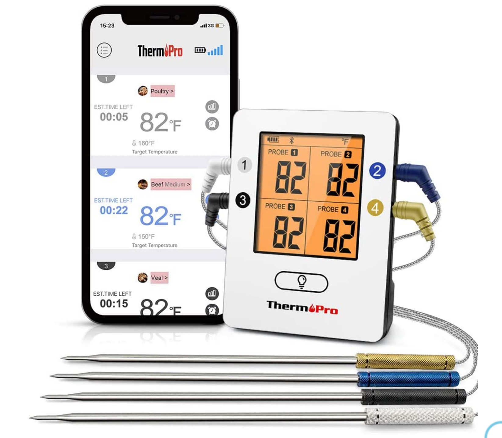 Geek Daily Deals 120820 digital thermometer