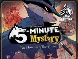 5-Minute Mystery cover