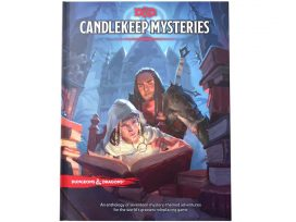 The cover of Candlekeep Mysteries