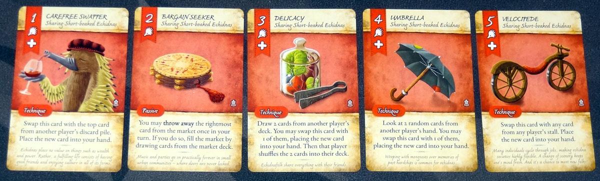 Dale of Merchants 3 echidnas