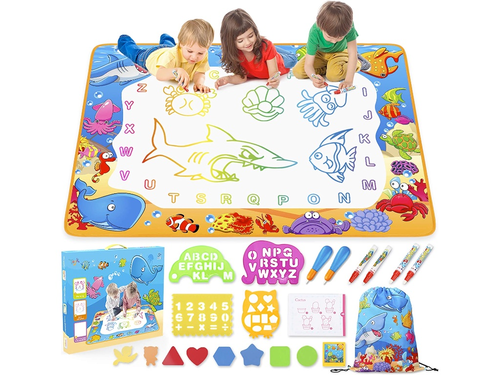 Geek Daily Deals 010520 drawing mat
