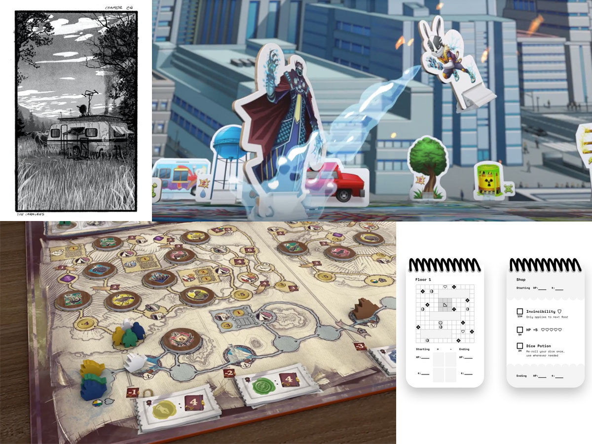 Kickstarter Roundup featured image