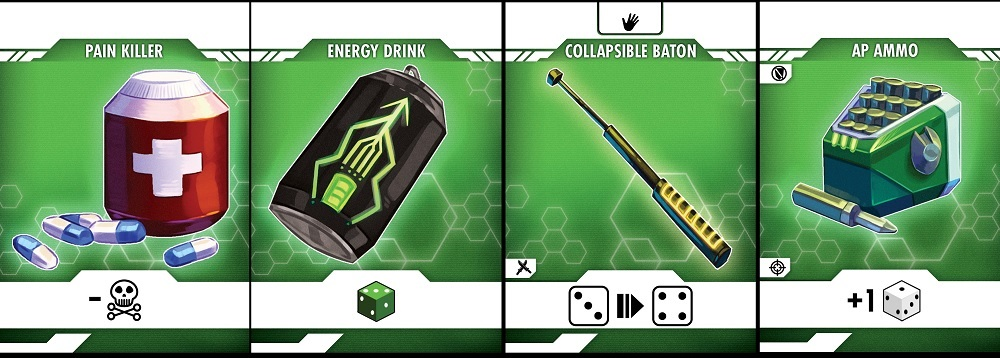 Level 1 cards