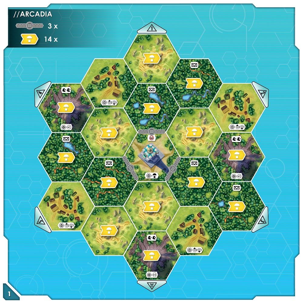 map hexes