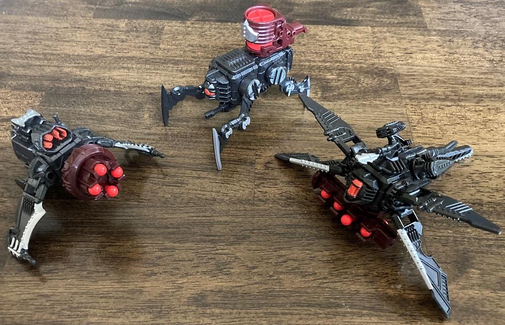 Komplex drones