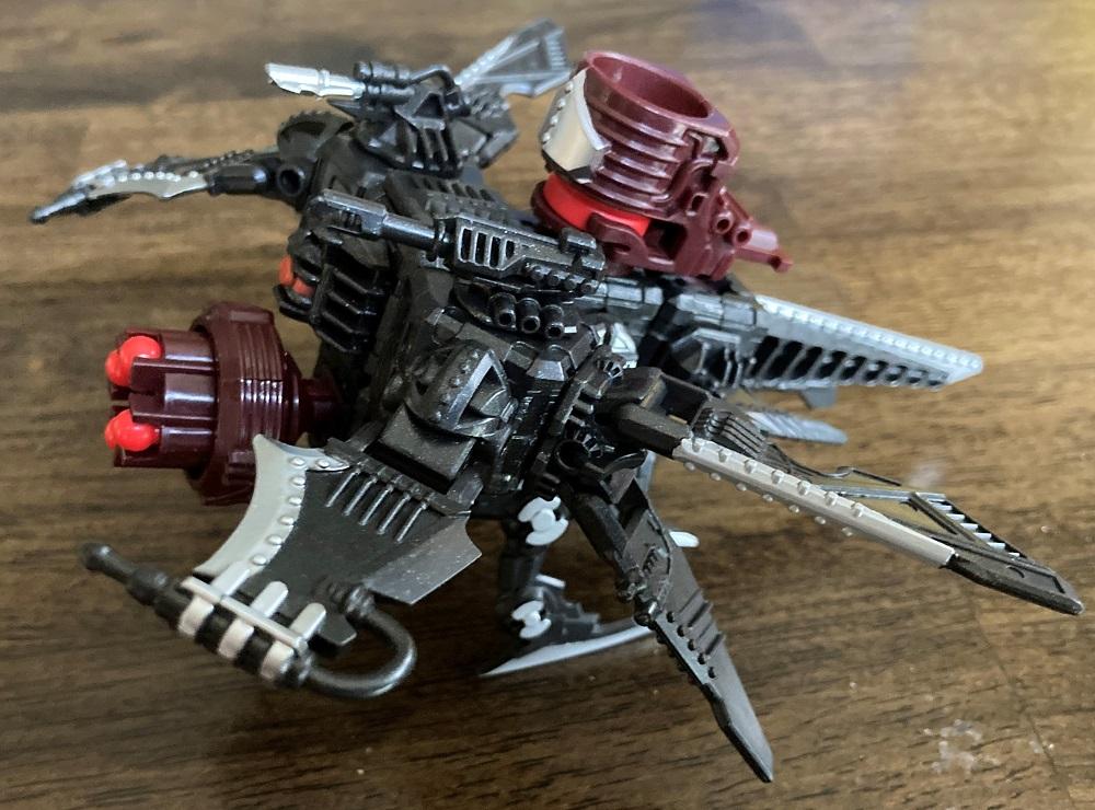 Komplex fusion build