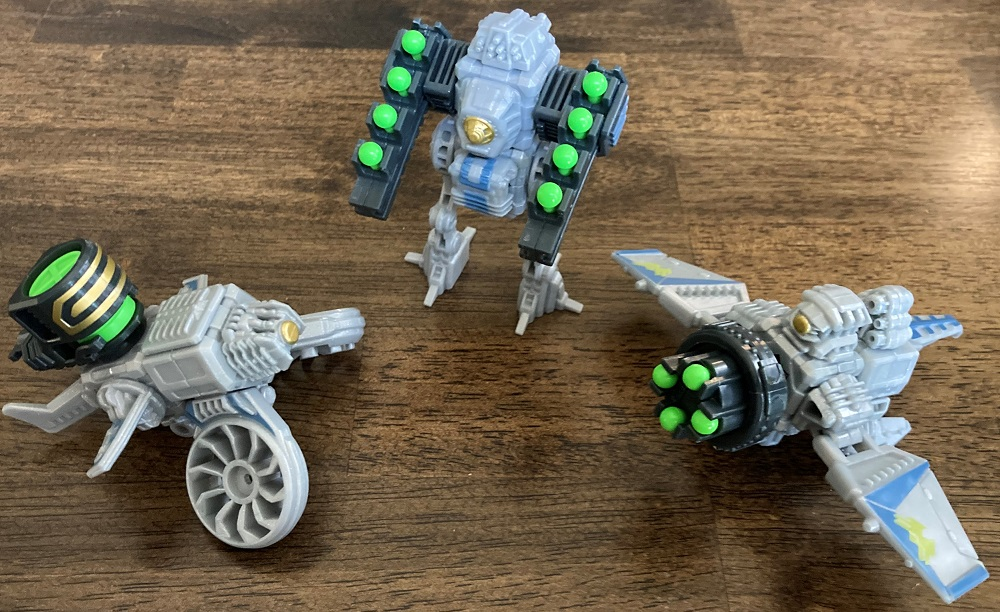 Forge Drones