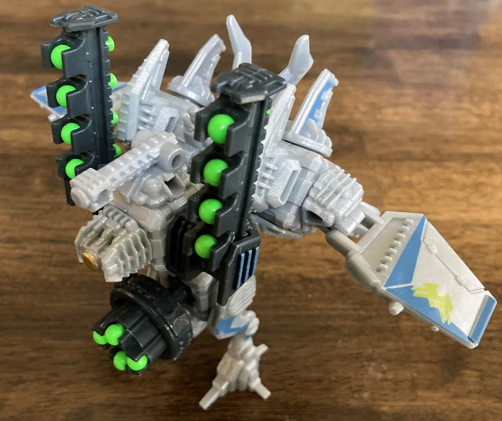 Forge fusion build
