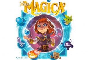 Via Magica cover