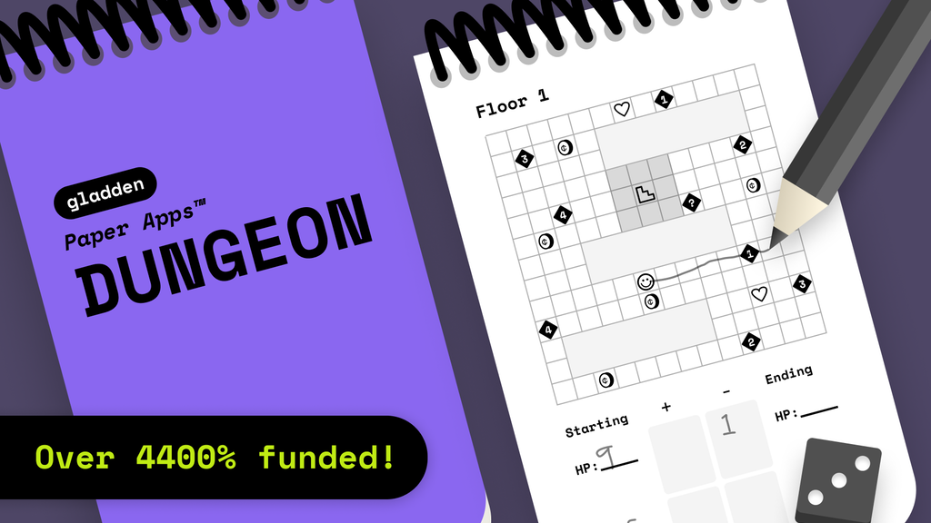 Paper Apps Dungeon