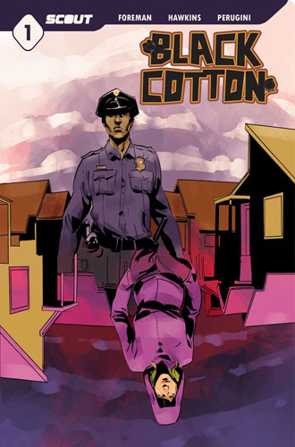 Black Cotton #1 cover