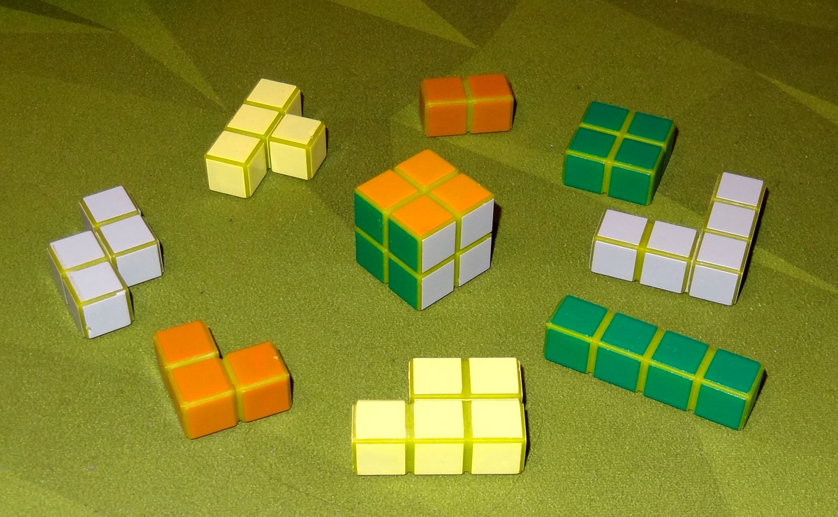 Block and Key blocks