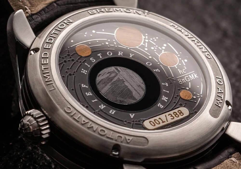 The Bremont Hawking Men's Watches