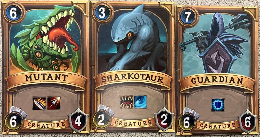 more unit cards