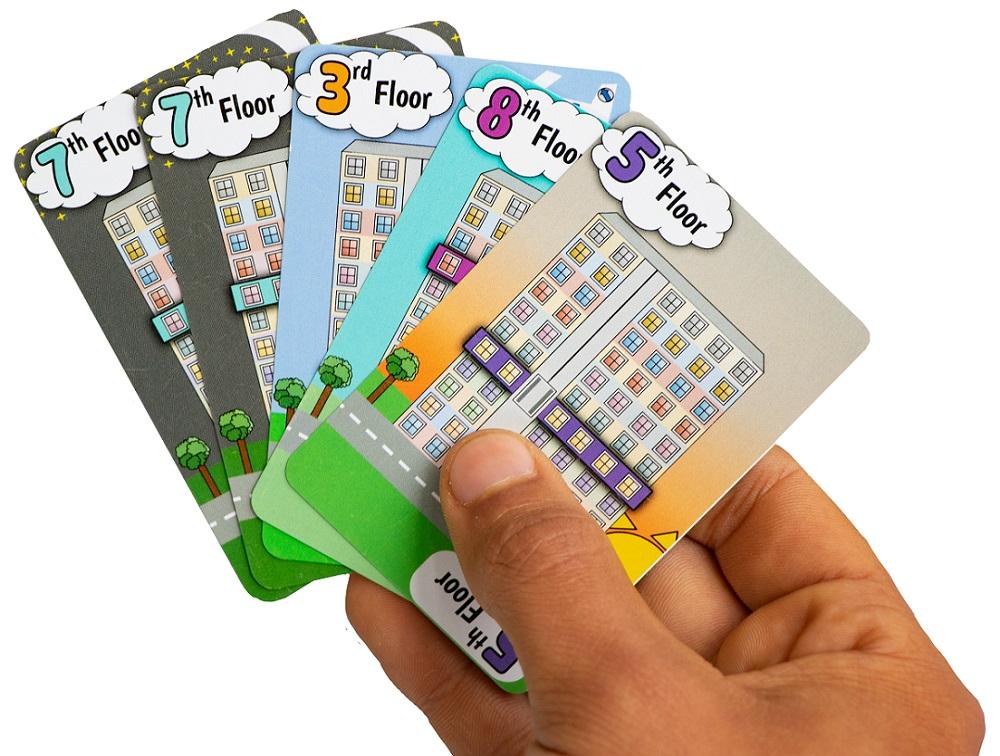 floor cards