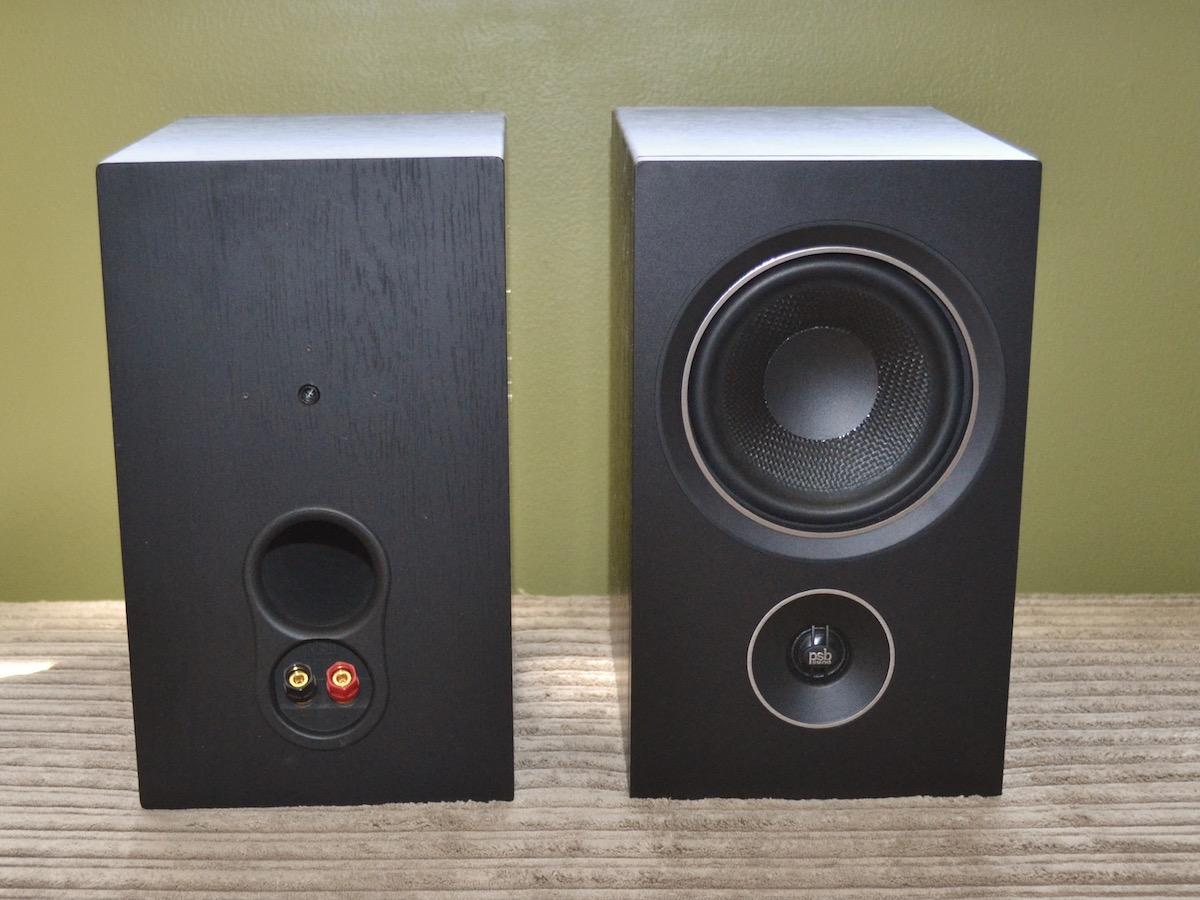 PSB Alpha P5 speaker review