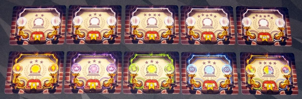 Via Magica bonus reward cards