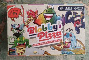Blobby's Pizza Box