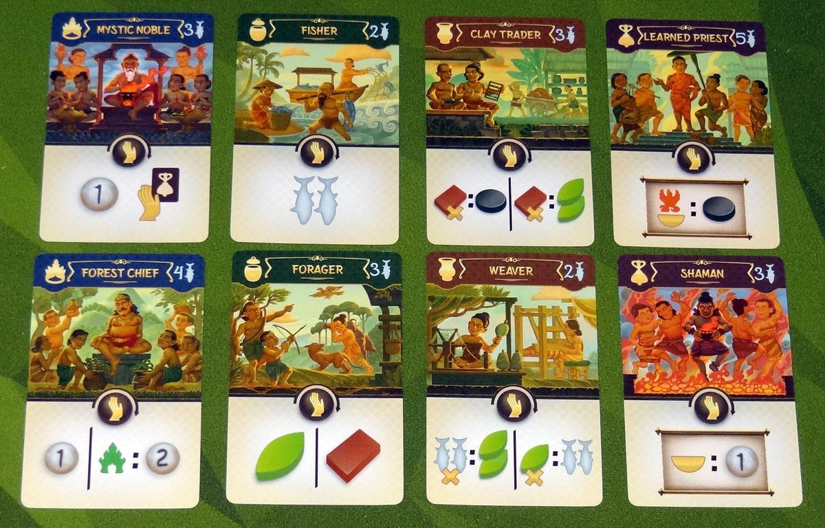 Buru islander cards