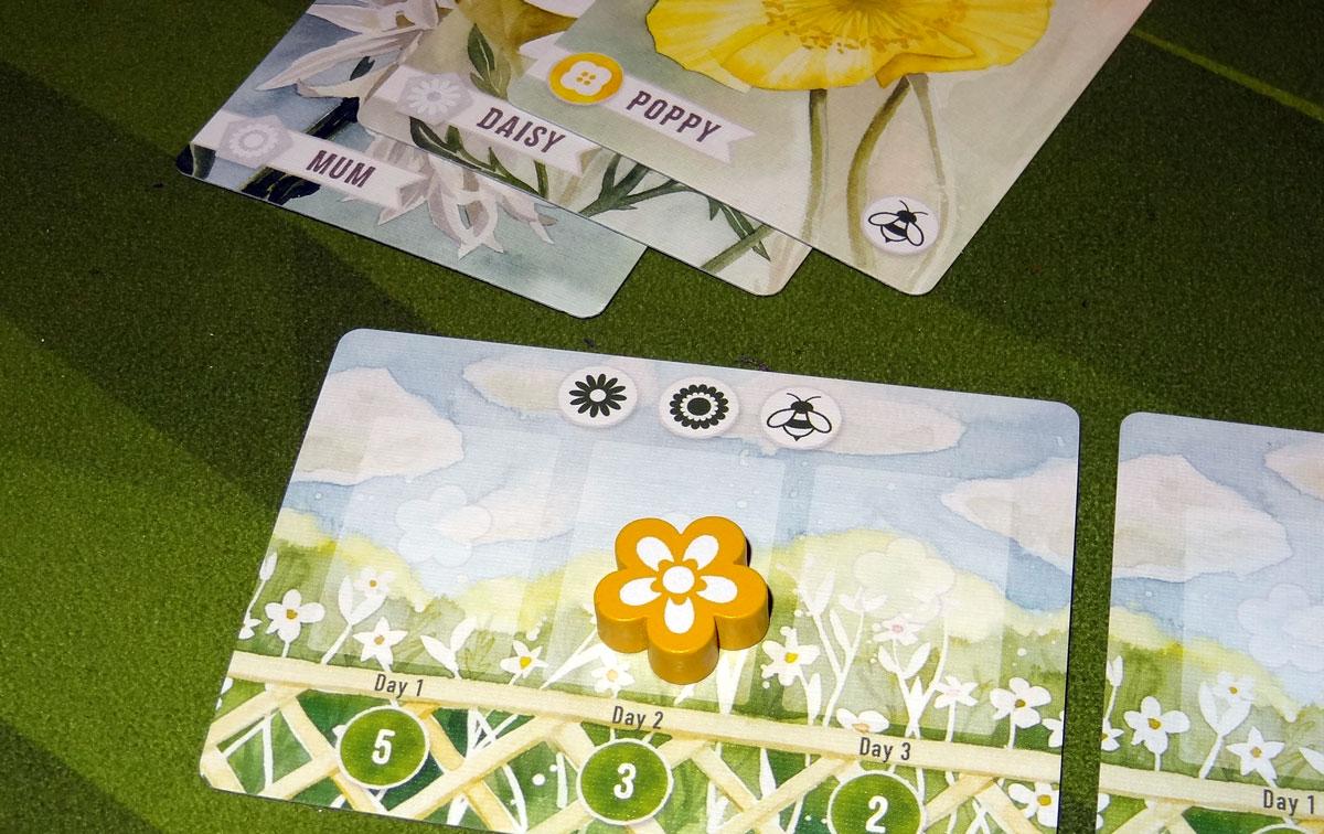 Floriferous bounty card
