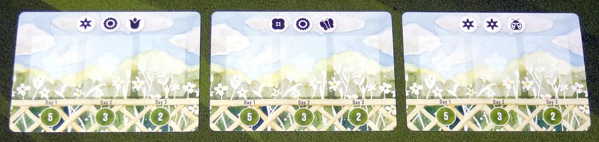Floriferous Bounty cards