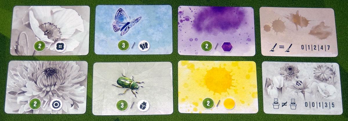 Floriferous desire cards
