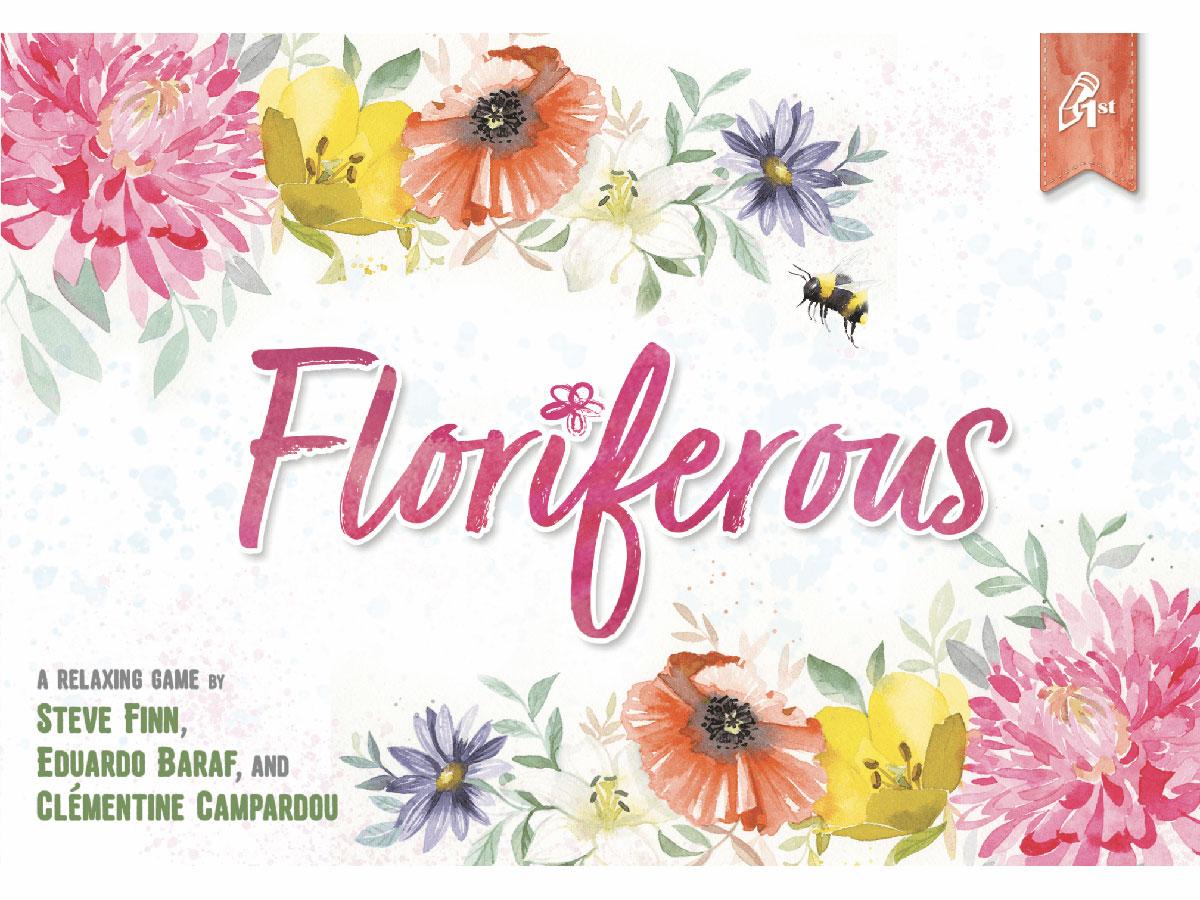 Floriferous box cover