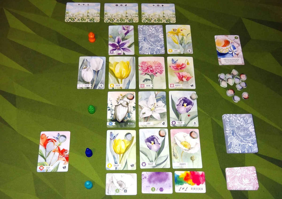 Floriferous gameplay