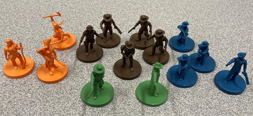 posse miniatures