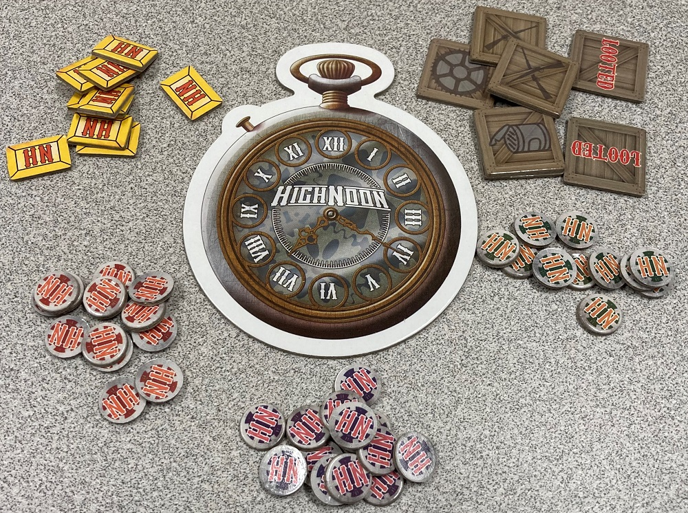 game tokens