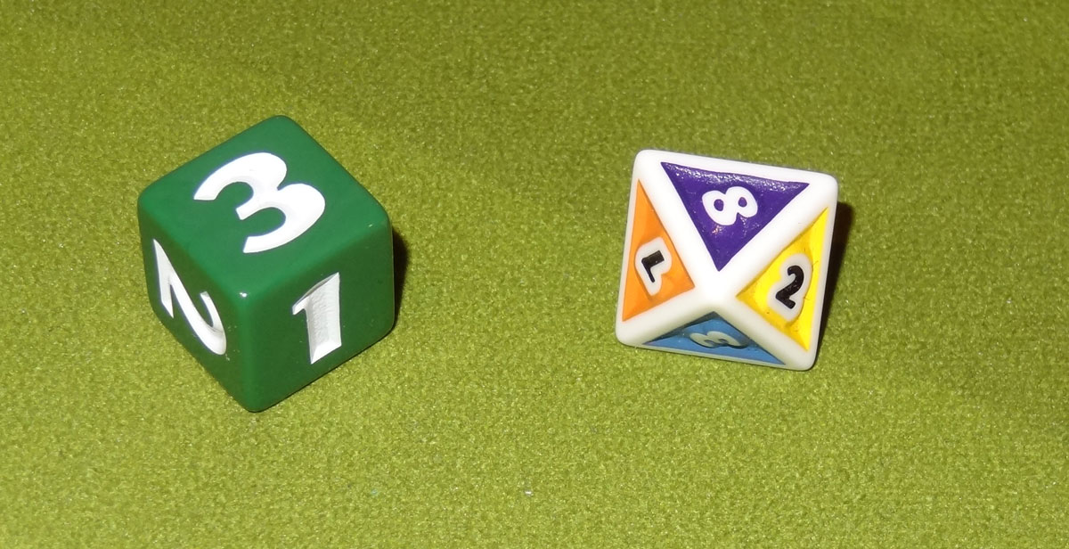 Long Shot: The Dice Game dice