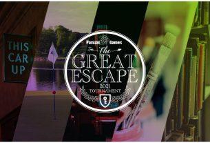 Paruzal Games: The Great Escape