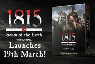 1815, Scum of the earth
