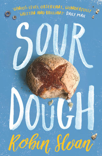 Sourdough book cover