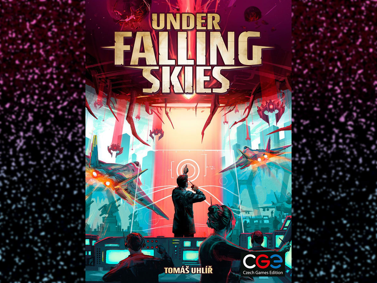 Under Falling Skies box cover