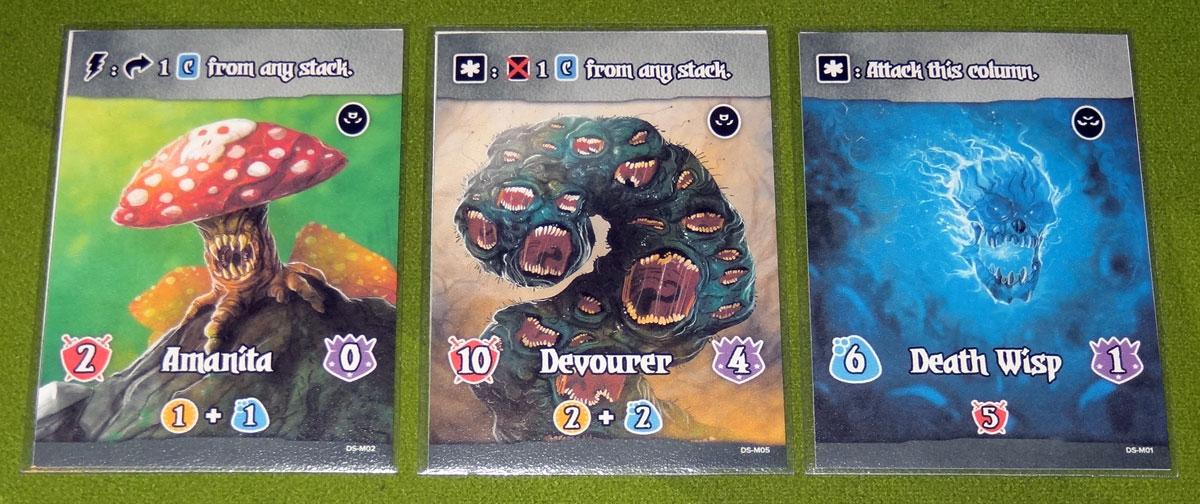 Valeria: Card Kingdoms - Darksworn Shade Monsters