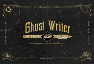 Ghost Writer box cover