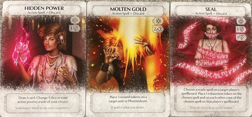 action spells
