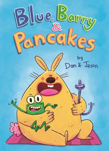 Blue, Barry, & Pancakes