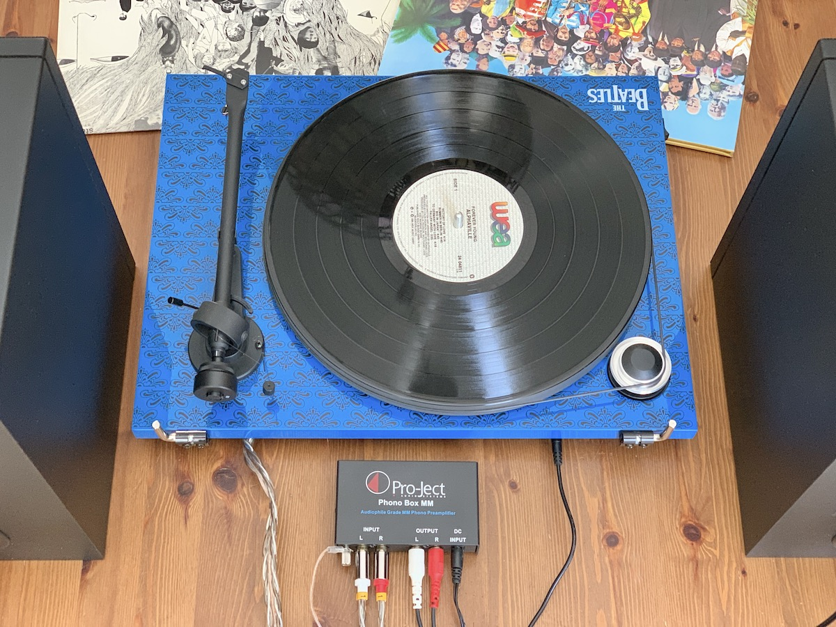 Essential III Sgt. Pepper's Drum turntable review