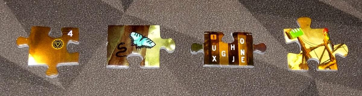 Exit: The Sacred Temple puzzle pieces