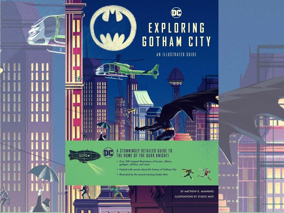 Exploring Gotham City