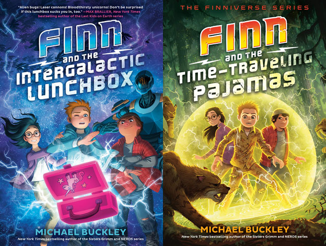 The Finniverse books 1 and 2