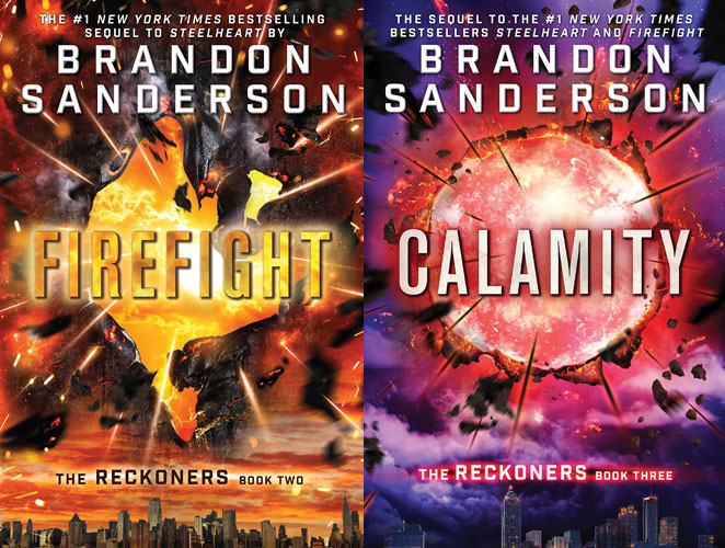 Firefight and Calamity